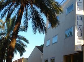 酒店照片: Hotel Blauet