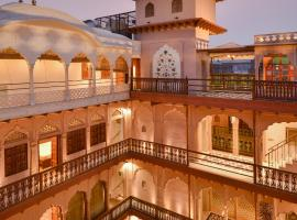 Hotelfotos: WelcomHeritage Haveli Dharampura