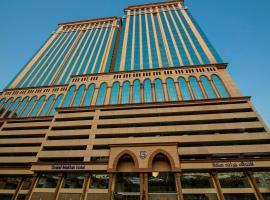 Hotel near Mekka