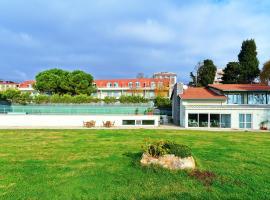 Hotel near Turecko