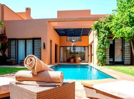 Hotel photo: Al Maaden Villa Hotel & Spa