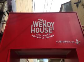 Hotel Foto: The Wendy House Gwangalli Busan
