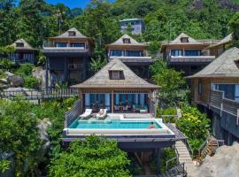 Hotel near Seychellerne