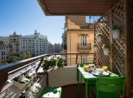 Hotel photo: Xativa Terrace II