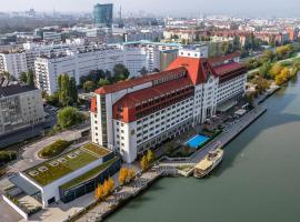 Hotel near Vienna