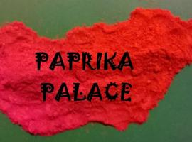 A picture of the hotel: Paprika Palace