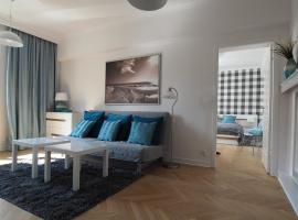 Hotel kuvat: Grand -Tourist Marine Apartments