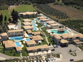 Hotel photo: Olympia Golden Beach Resort & Spa