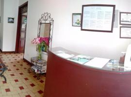 A picture of the hotel: Hotel Alcayata Colonial