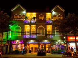 Hotel fotografie: Tay Ho Hotel