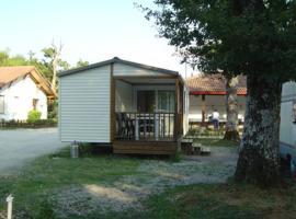 Hotel photo: Camping Etxarri