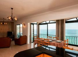 Hotel photo: Seaview Apartment in Central Marsalforn