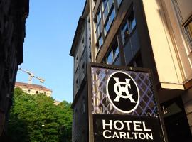 A picture of the hotel: Carlton Hotel Budapest