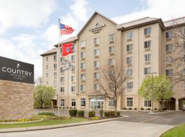 מלון צילום: Country Inn & Suites by Radisson, Nashville Airport, TN
