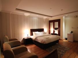 Hotel near Buraydah
