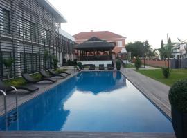 Hotel near Lobito