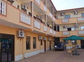 Hotel near South Sudan