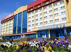 Hotel near Лида
