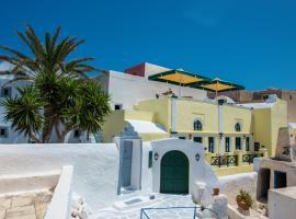 מלון צילום: Christos Apartments Oia