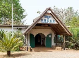 Hotel near Savalou