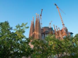 होटल की एक तस्वीर: Gaudí Apartment