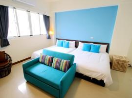 Hotel near Taitung