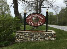 Hotel photo: Weathervane Motel