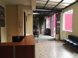 Hotel Photo: Santiago Hostel and Traveling