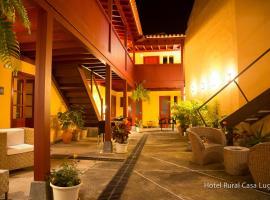 Hotel fotografie: Hotel Rural Casa Lugo