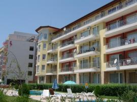 Hotel photo: Sunny Beach Apartment 42