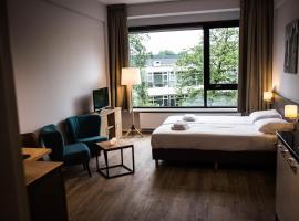 Hotel photo: UtrechtCityApartments – Huizingalaan