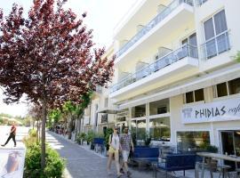 Hotel foto: Phidias Hotel