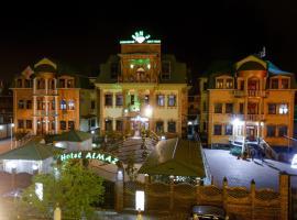 Hotel near Dushanbe