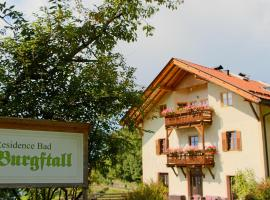 Hotel Photo: Residence Bad Burgstall