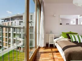 Hotel Photo: Wawel Angel Plaza Apartments by Amstra Luxury Apartments