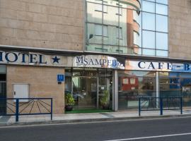호텔 사진: Hotel Ms Boiro (Sampedro)