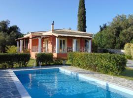 A picture of the hotel: Villa Grecia
