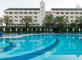 A picture of the hotel: Primasol Hane Garden Hotel