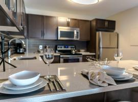 A picture of the hotel: Luxury Furnished Suites by Edison Properties
