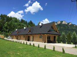 Hotel near Pieniny