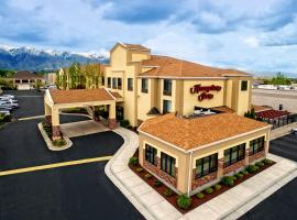 Hotel photo: Hampton Inn Salt Lake City-Layton
