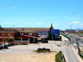 A picture of the hotel: La Pinada