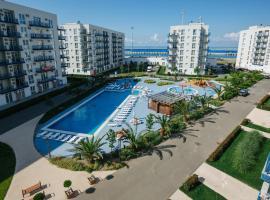 Hotel Photo: Apart Hotel Imeretinsky - Pribrezhny Kvartal