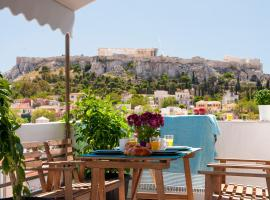 A picture of the hotel: Amazing Penthouses with Acropolis View