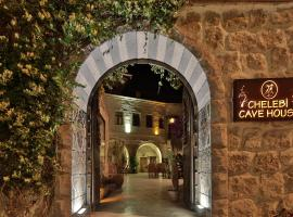 Hotel photo: Chelebi Cave House Hotel