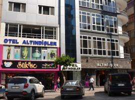 Фотография гостиницы: Altındişler Otel