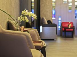 A picture of the hotel: Beauty Hotels Taipei - Hotel B7