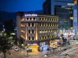 Hotel Photo: Hotel Doma Myeongdong