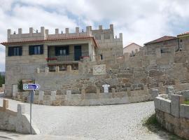 酒店照片: Turismo Castelo De Gouveia