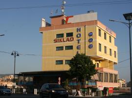 Hotel near Lezha